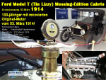 Ford Model T Messing-Editio Cabro 1914